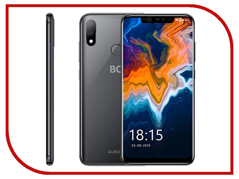 Сотовый телефон BQ BQ-6200L Aurora Grey сотовый телефон bq bq 2805 boom xl grey