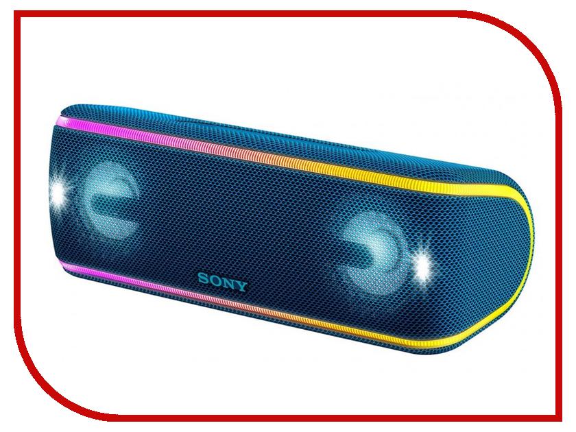 Колонка Sony SRS-XB41 Blue sony srs hg1 pink
