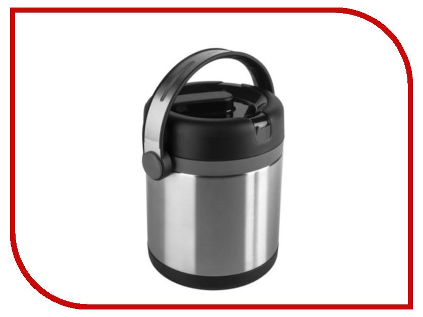 Термос EMSA Mobility Пищевой (1,2 л) Grey-Steel термос emsa mobility цвет зеленый стальной 1 л
