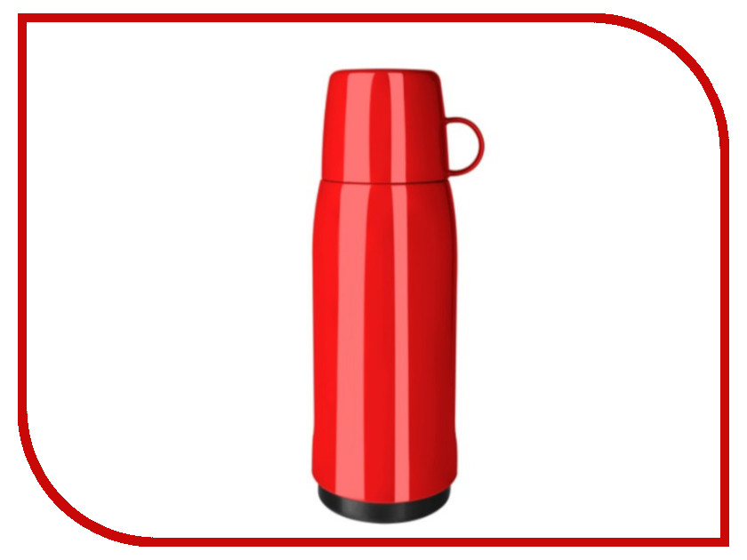 Термос Emsa Rocket 750ml Red 502447 sahoo 52136 outdoor cycling aluminum alloy water bottle silver 750ml