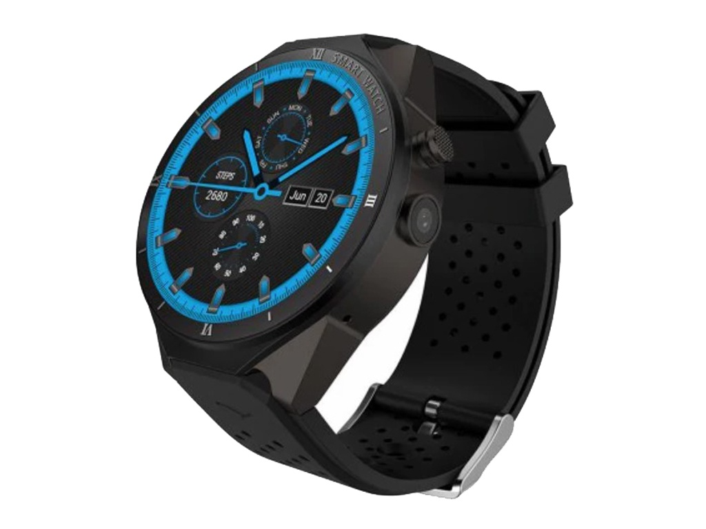 Умные часы KingWear KW88 Pro Black умные часы kingwear kc09 black