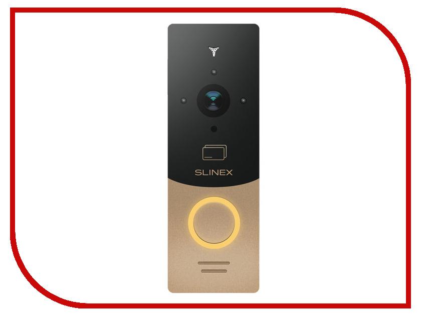 Вызывная панель Slinex ML-20CR Gold-Black вызывная панель slinex ml 20ip gold black