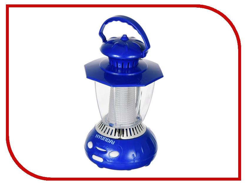 Картинка для Радиоприемник Hyundai H-RLC120 Blue