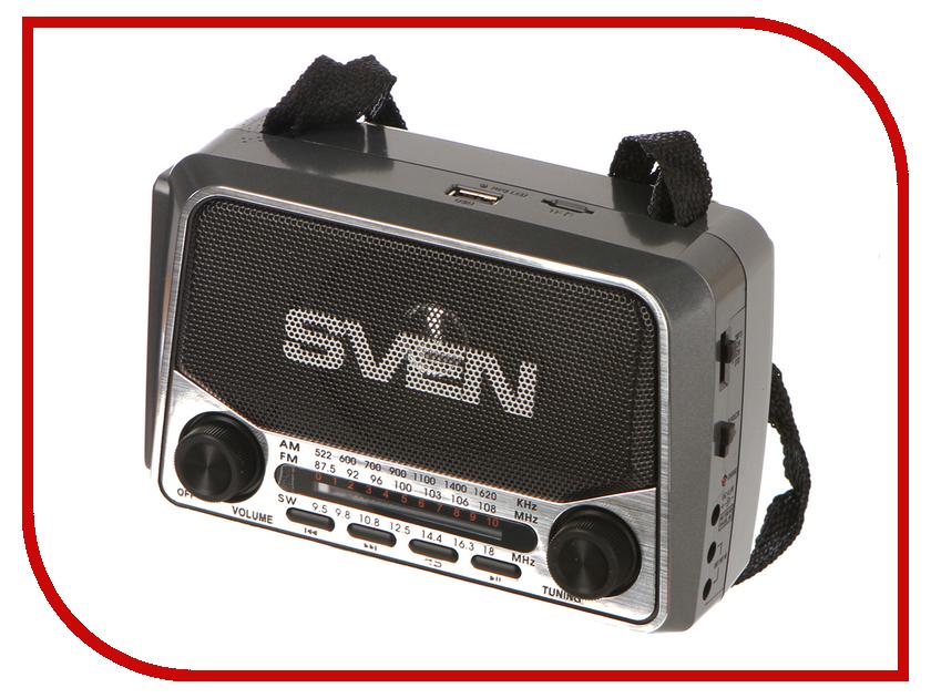 Радиоприемник SVEN SRP-525