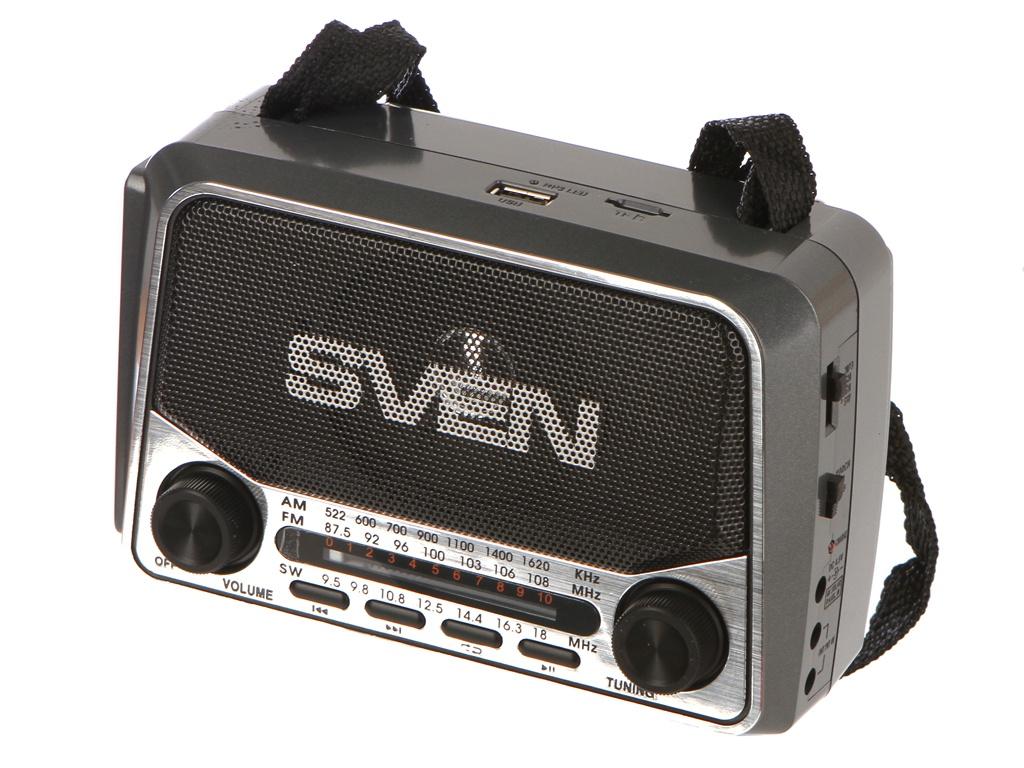 Радиоприемник SVEN SRP-525 цена 2017