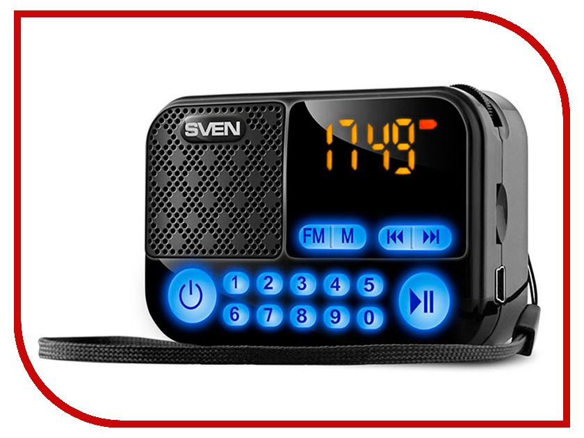 Радиоприемник Sven PS-25