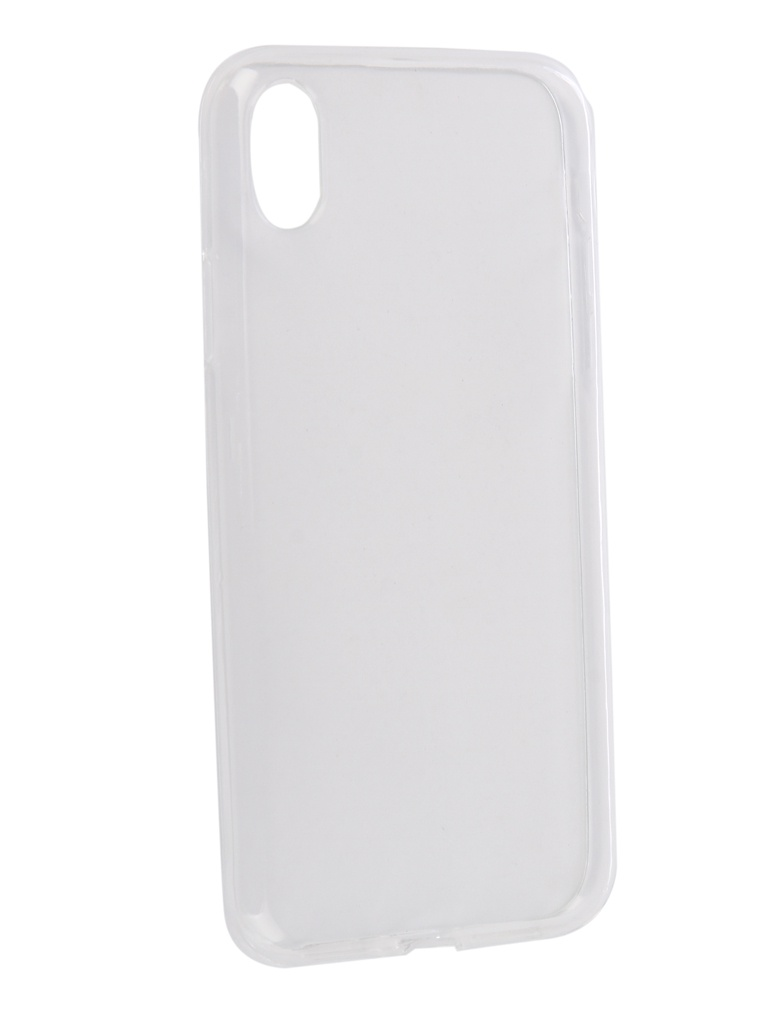 Аксессуар Чехол Innovation для APPLE iPhone XR Silicone 0.3mm Transparent 12856