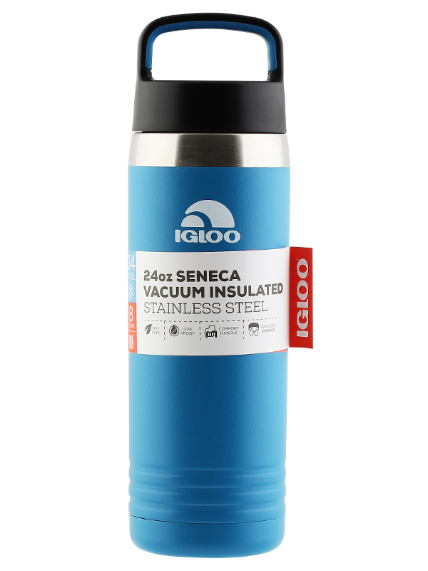 Термос Igloo Seneca 24 700ml Blue 00070552