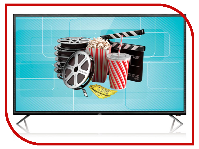 Телевизор BBK 32LEX-7027/T2C цена