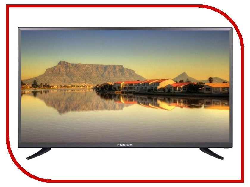 Телевизор Fusion FLTV-40B110T телевизор жк fusion fltv 32k120t 32