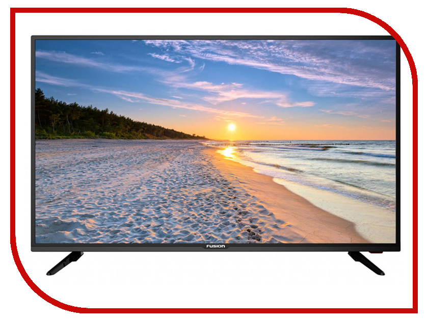 Телевизор Fusion FLTV-40C110T баклажаны bonduelle fusion по тоскански