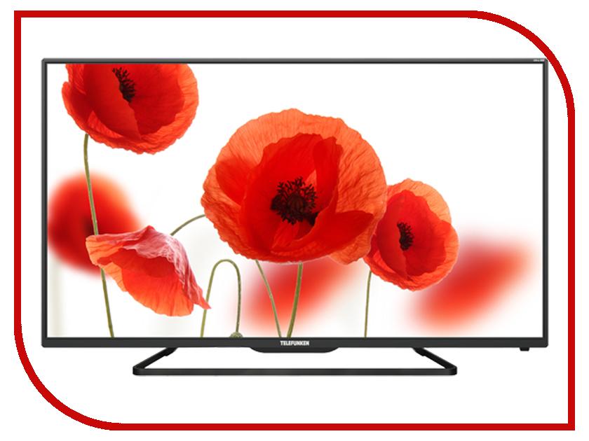 Телевизор TELEFUNKEN TF-LED55S37T2SU телевизор telefunken tf led22s48t2