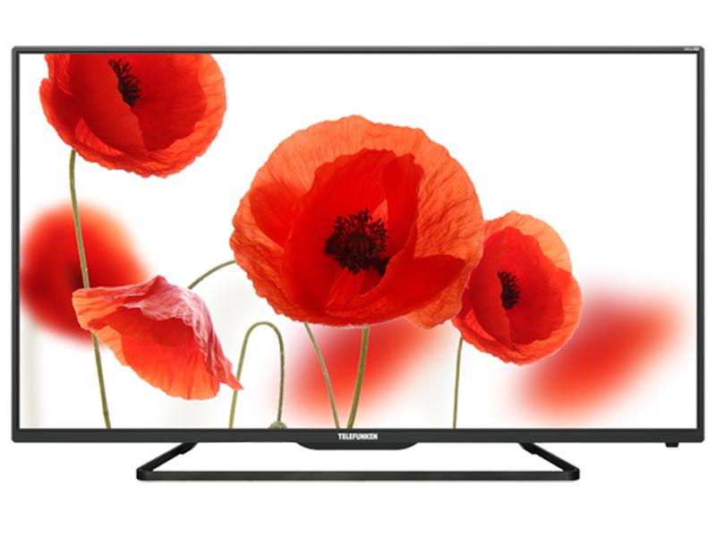Телевизор TELEFUNKEN TF-LED55S37T2SU цены