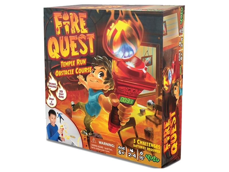 Настольная игра Yulu Огневой квест YL041