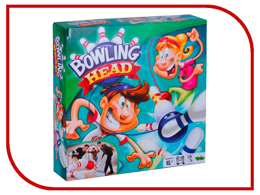 Настольная игра Yulu Bowling Head YL20100 free shipping 2 5m pvc inflatable zorb ball for bowling outdoor human bowling sport inflatable body zorb ball