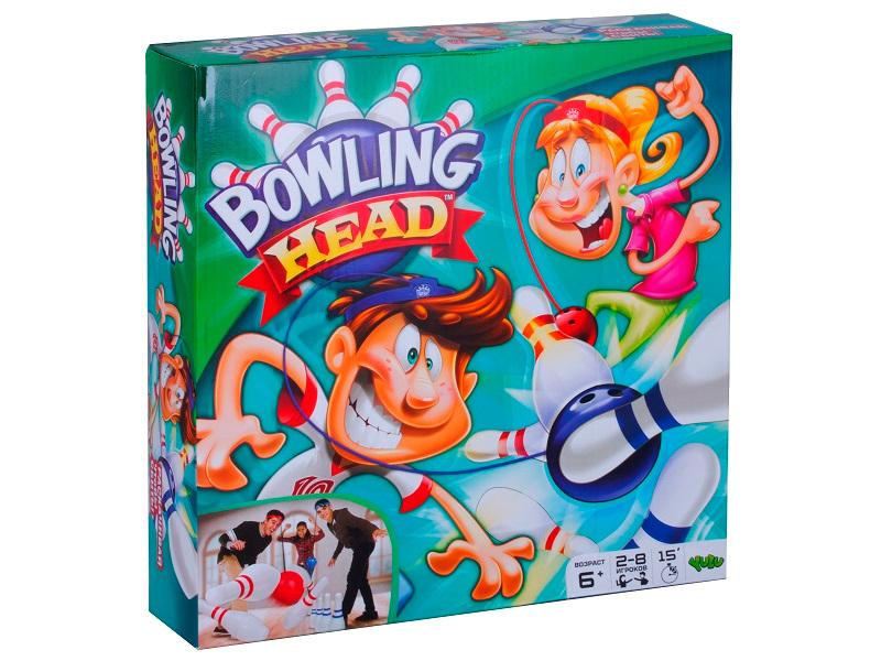 Настольная игра Yulu Bowling Head YL20100