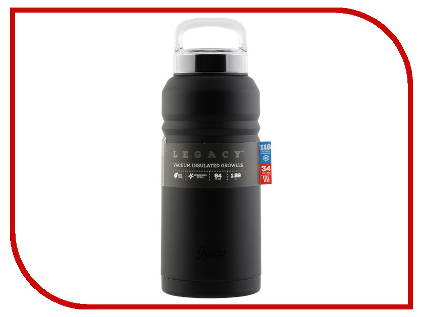 Термос Igloo Legacy 64 1.9L Black 00070281