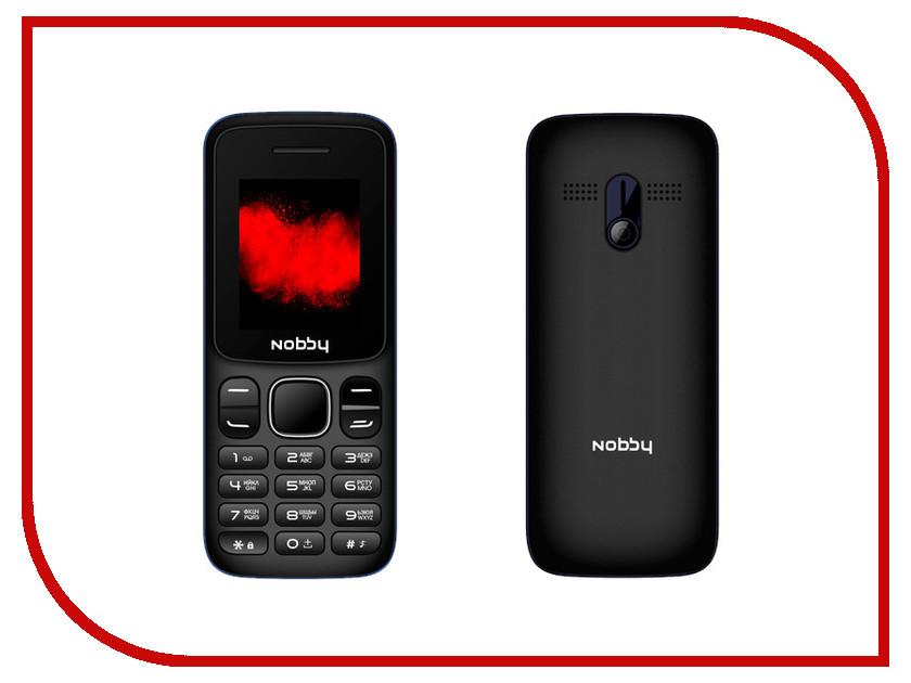 Фото - Сотовый телефон Nobby 101 Black-Blue проводной и dect телефон foreign products vtech ds6671 3