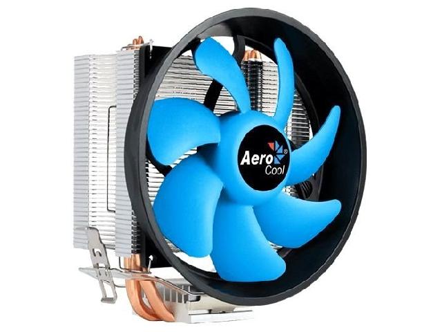 Кулер AeroCool Verkho 3 Plus (Intel LGA1156/1155/1151/1150/775/ AMD AM4/AM3+/AM3/AM2+/AM2/FM2/FM1)