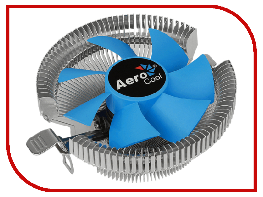 Кулер AeroCool Verkho A (AMD AM4/AM3+/AM3/AM2+/AM2/FM2/FM1)
