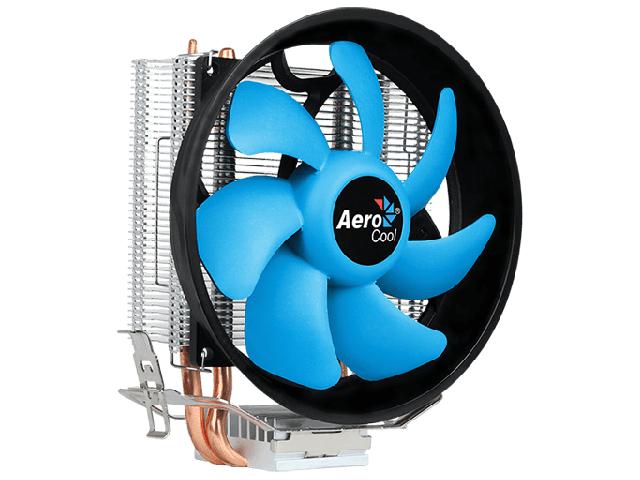 Кулер AeroCool Verkho 2 Plus (Intel LGA1156/1155/1151/1150/775/ AMD AM4/AM3+/AM3/AM2+/AM2/FM2/FM1)