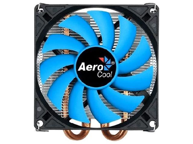 Кулер AeroCool Verkho 2 Slim (Intel LGA1156/1155/1151/1150/775/ AMD AM4/AM3+/AM3/AM2+/AM2/FM2/FM1)