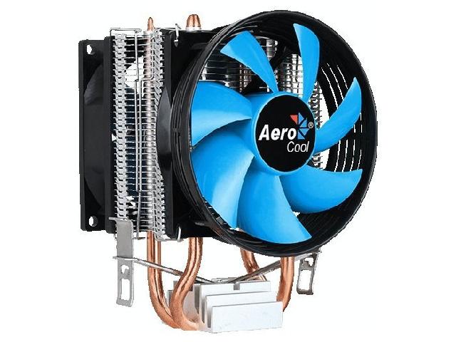 Кулер AeroCool Verkho 2 Dual (Intel LGA2066/2011/1156/1155/1151/1150/775/ AMD AM4/AM3+/AM3/AM2+/AM2/FM2/FM1)