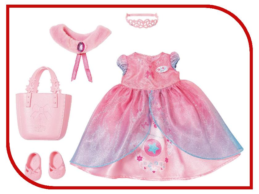Кукла Одежда для куклы Zapf Creation Baby Born Для принцессы 824-801 куклы и одежда для кукол zapf creation baby born кукла быстросохнущая 32 см page 3
