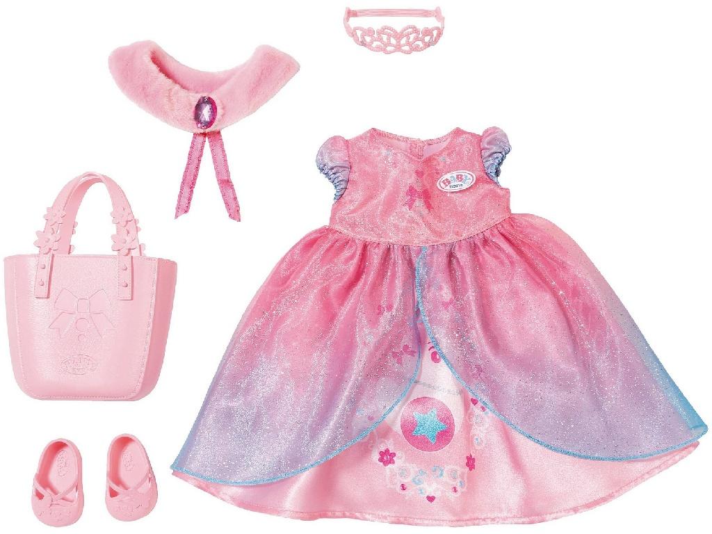Одежда для куклы Zapf Creation Baby Born Для принцессы 824-801