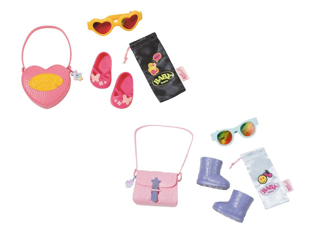 купить Одежда для куклы Zapf Creation Baby Born Бутик 825-488 по цене 1298 рублей