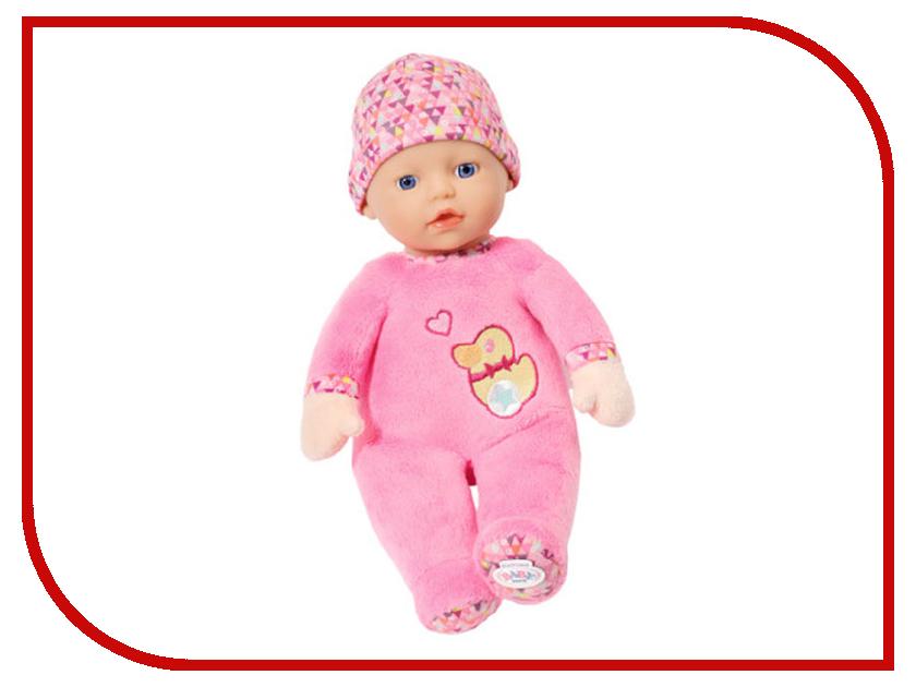 Кукла Zapf Creation Baby Born Мягкая, 30 см, 825-310 кукла zapf creation baby born набор для празднования дня рождения 825 242