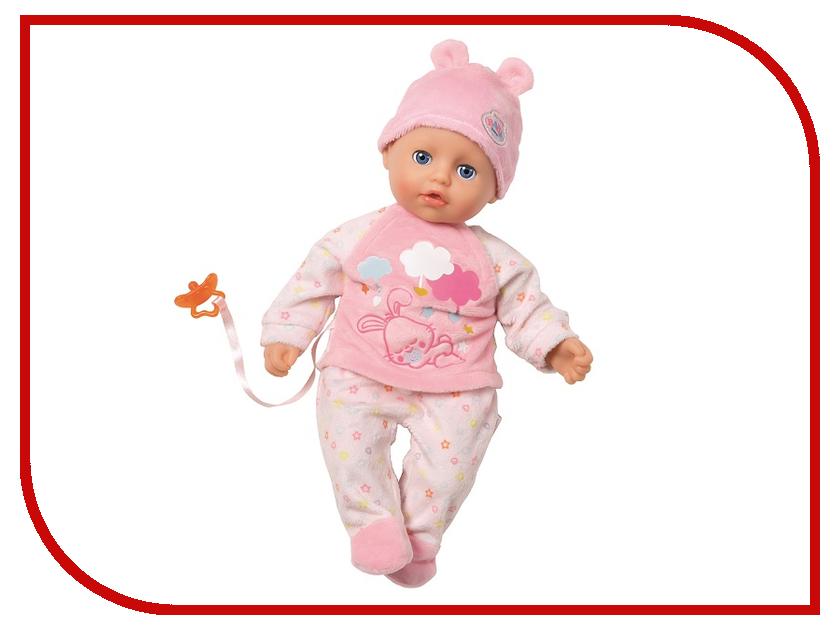 Кукла Zapf Creation Baby Born С соской 32 см 825-334 mike86] 20 30 b 334 b 334