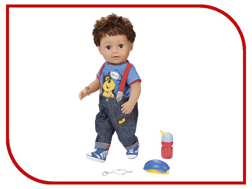 Кукла Zapf Creation Baby Born Братик, 43 см, 825-365 кукла zapf creation baby born набор для празднования дня рождения 825 242