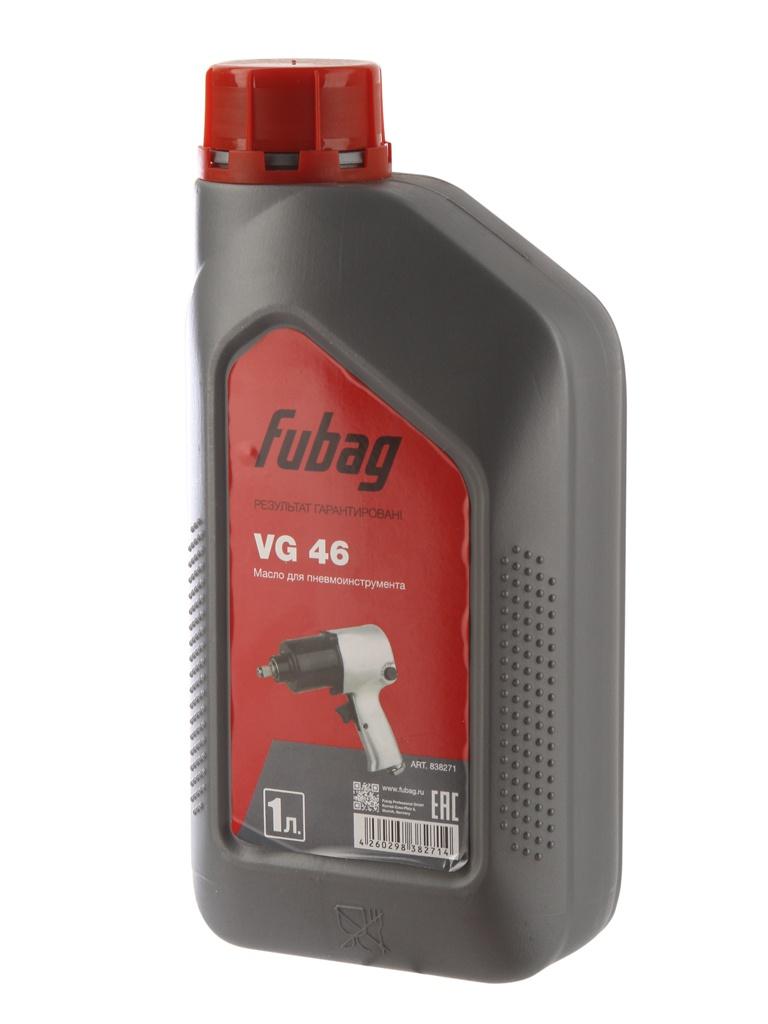 Масло для пневмоинструмента Fubag VG 46 1L 838271