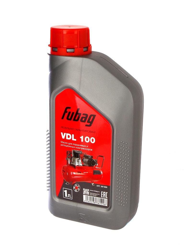 Масло для поршневых компрессоров Fubag VDL 100 1L 991899