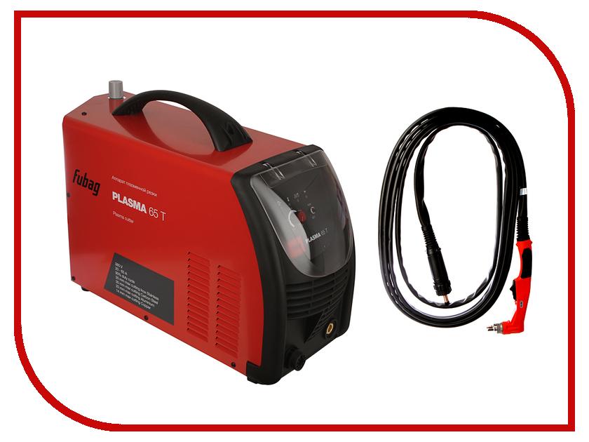 Инвертор для плазменной резки Fubag Plasma 65 T + плазменная горелка FB P60 6m 68 443.2 цена 2017