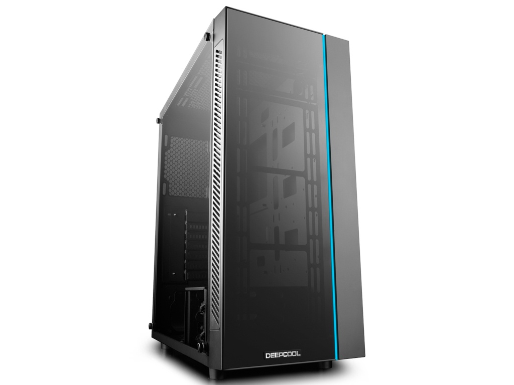 Корпус DeepCool Matrexx 55 без БП Black