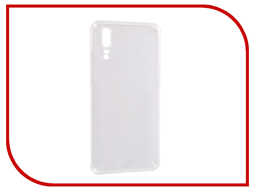 Аксессуар Чехол для Huawei P20 SkinBox Slim Silicone Dustproof Transparent T-S-HP20-008 for honda ntv650 ntv 650 p s t v ntv650p ntv650s ntv650t ntv650v 1993 1997 cnc motorcycle folding extendable clutch brake levers