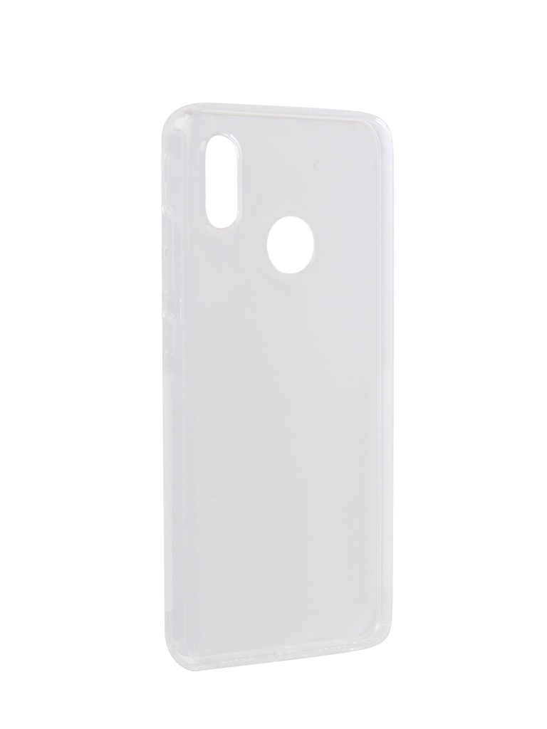 Аксессуар Чехол SkinBox для Xiaomi Mi 8 Slim Silicone Dustproof Transparent T-S-XM8-008 t s 450df