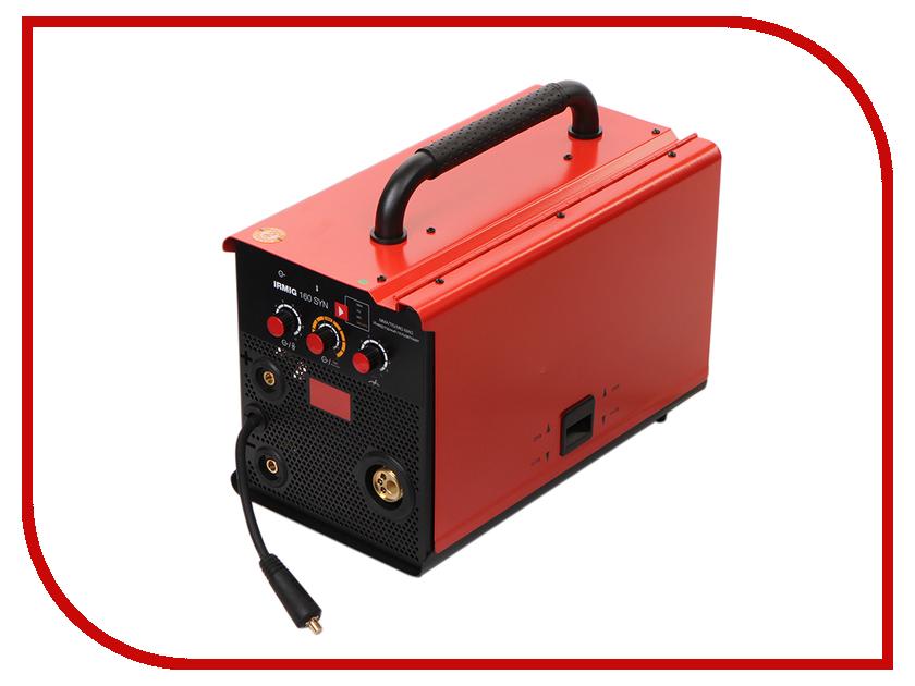 Сварочный аппарат Fubag Irmig 160 SYN (38641) + горелка FB 150 3m (38440) аксессуар газовое сопло fubag d 12 0mm 10шт fb 150 f145 0075