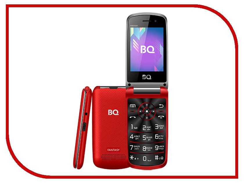 Сотовый телефон BQ 2809 Fantasy Red сотовый телефон bq 1807 step black