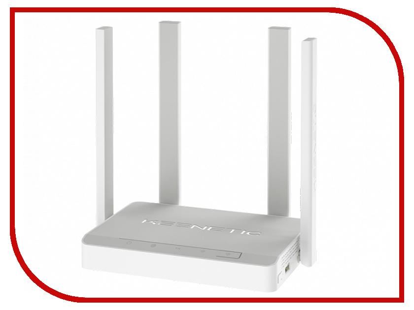 Wi-Fi роутер Keenetic Duo KN-2110 wi fi роутер keenetic ultra kn 1810