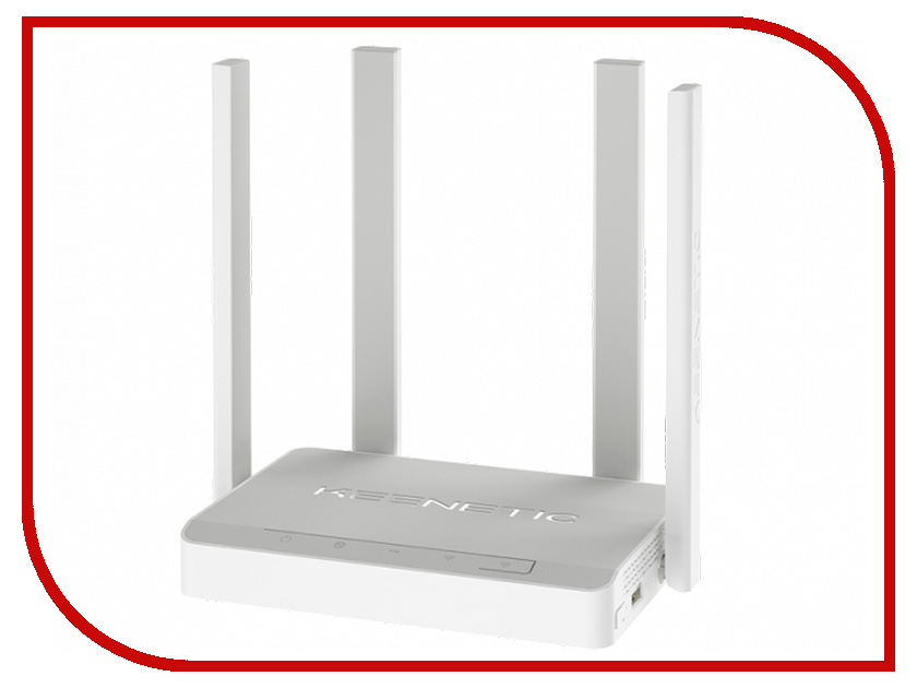 Wi-Fi роутер Keenetic Duo KN-2110