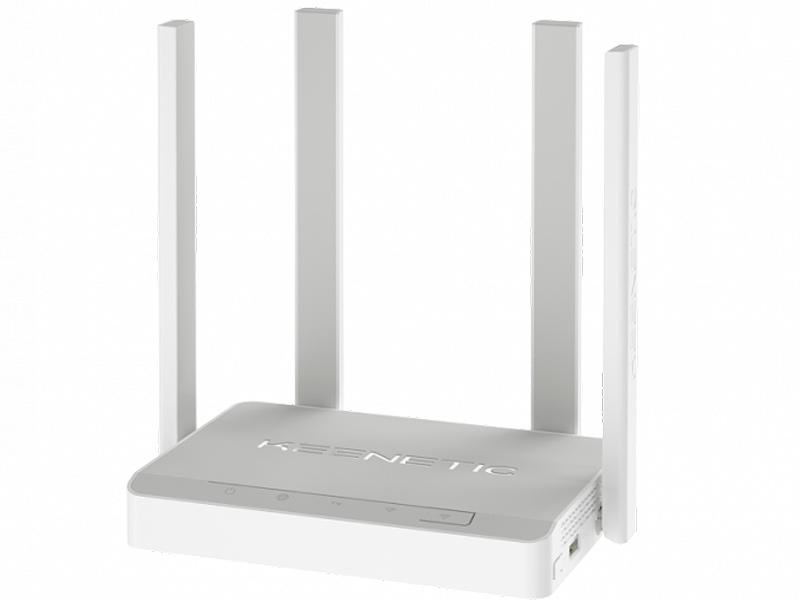 Wi-Fi роутер Keenetic Duo KN-2110 беспроводной роутер keenetic duo adsl 2 2 белый [kn 2110]