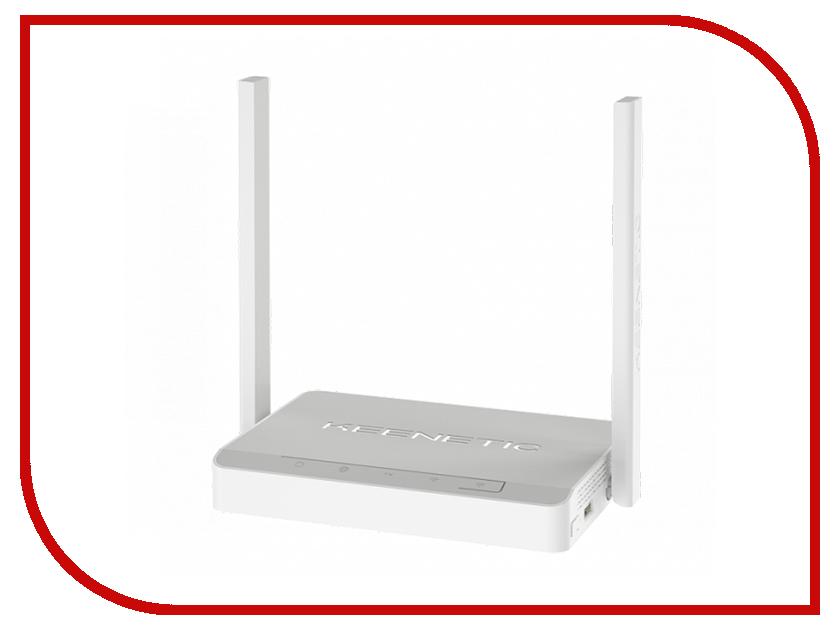 Wi-Fi роутер Keenetic DSL KN-2010 wi fi роутер keenetic ultra kn 1810