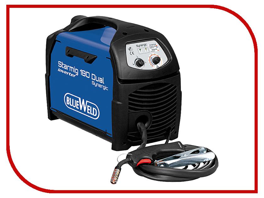 Сварочный аппарат BLUEWELD Starmig 180 Dual Synergic цена