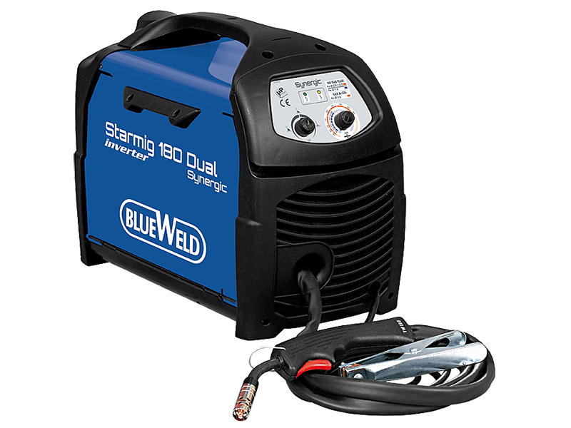 Сварочный аппарат BLUEWELD Starmig 180 Dual Synergic blueweld omegatronic 400ce