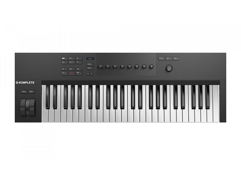 MIDI-клавиатура Native Instruments Komplete Kontrol A49