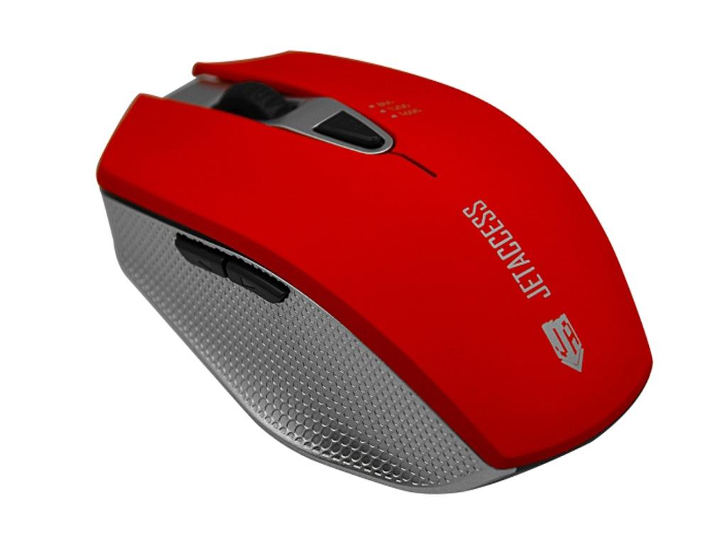 Мышь Jet.A OM-U60G Red