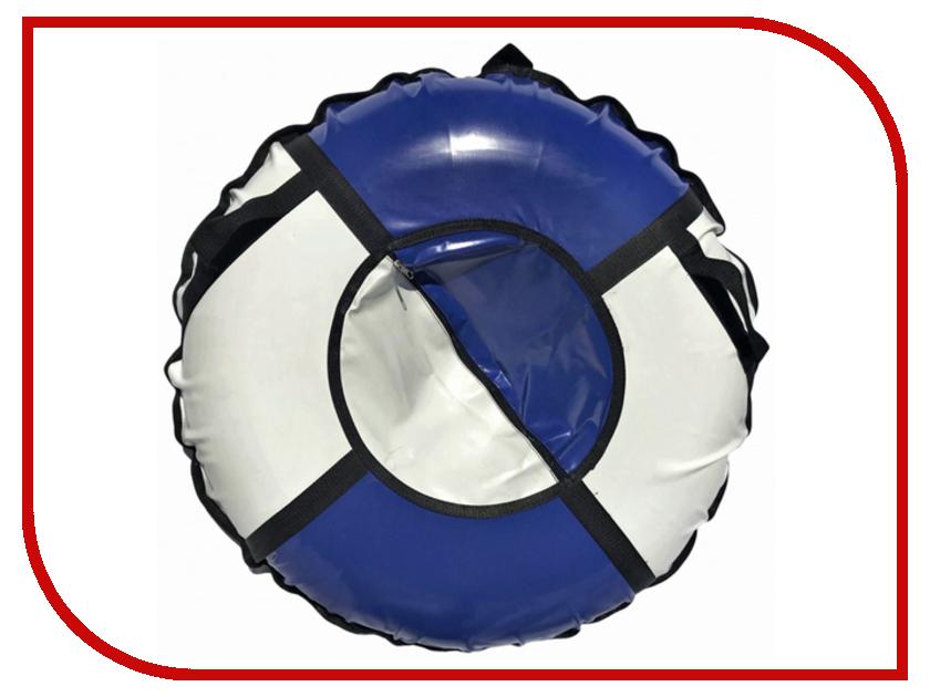 Тюбинг Prosport Тент 60cm White-Blue genuine laplace q3 outdoor bicycling helmet white 52 60cm